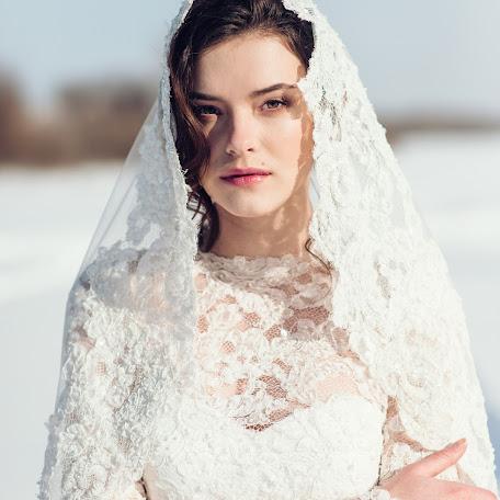 Свадебный фотограф Алёна Курбатова (alenakurbatova). Фотография от 24.02.2018