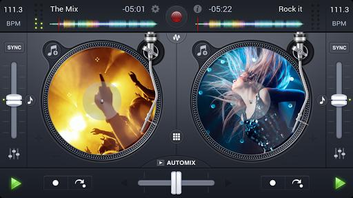 djay FREE - DJ Mix Remix Music 2.3.6 screenshots 2