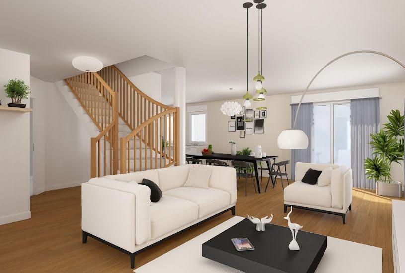 Vente Terrain + Maison - Terrain : 1500m² - Maison : 126m² à Criquiers (76390)