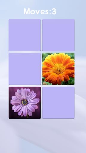 Flower Memory - Match 2