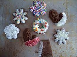 Buttery Chocolate Mint Spritz Cookies Recipe