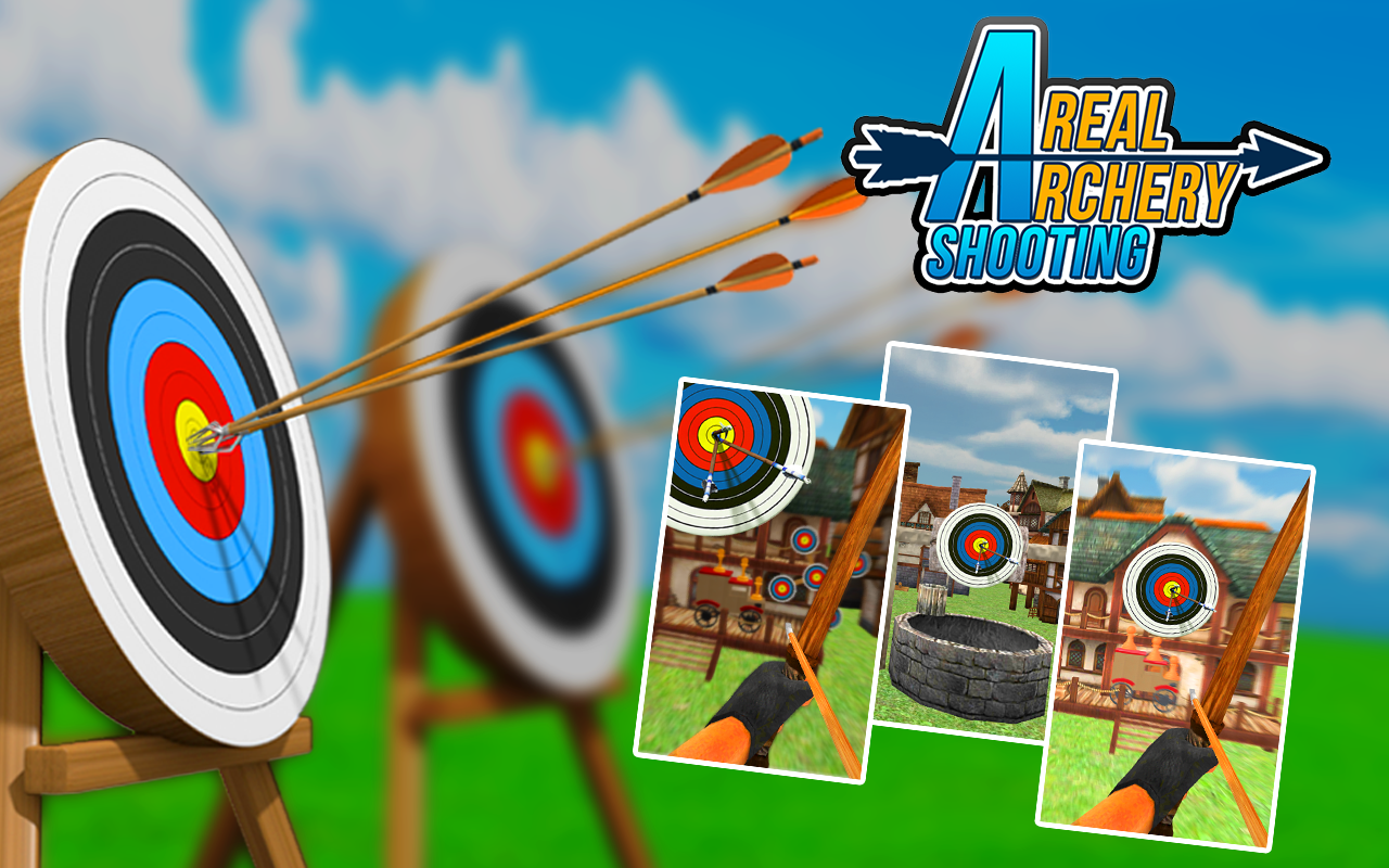 Real Archery Shooting- screenshot
