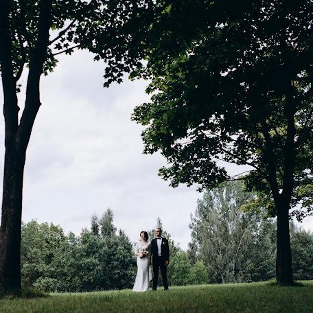 Wedding photographer Nikita Klimovich (klimovichnik). Photo of 07.01.2018