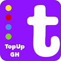 TopUp GH Airtime Recharge icon