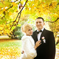 Wedding photographer Nina Cvetkova (Nulok). Photo of 24.01.2013