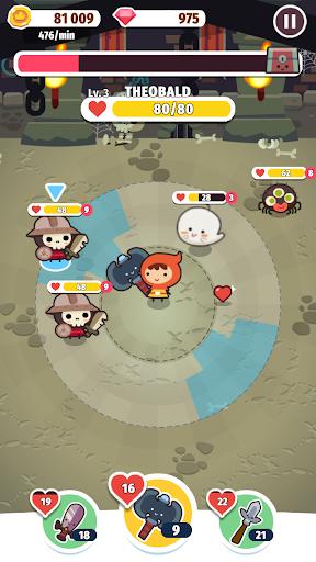 Micro RPG  captures d'écran 5