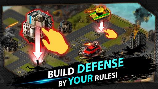 AOD: Art of Defense u2014 Tower Defense Game apkpoly screenshots 1