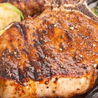 Southwestern Grilled Pork Chops Recipe