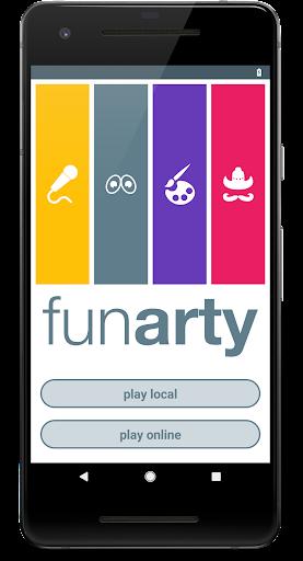 Funarty - Pictionary apkdebit screenshots 6
