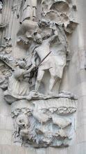 Photo: Estatua del Defensor de los Inocentes