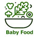 Baby Food: Healthy Recipes icon