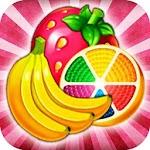 Candy Fruit Mania : Blast & Pop Jewel Icon