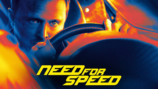 need for speed 2014 movie poster