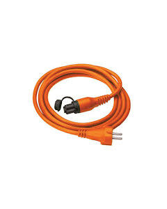 Anslutningskabel MiniPlug Heavy Duty 2,5mm² - 10m