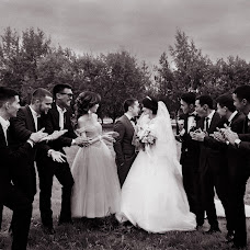 Wedding photographer Nursultan Namazbaev (nurs). Photo of 16.09.2017