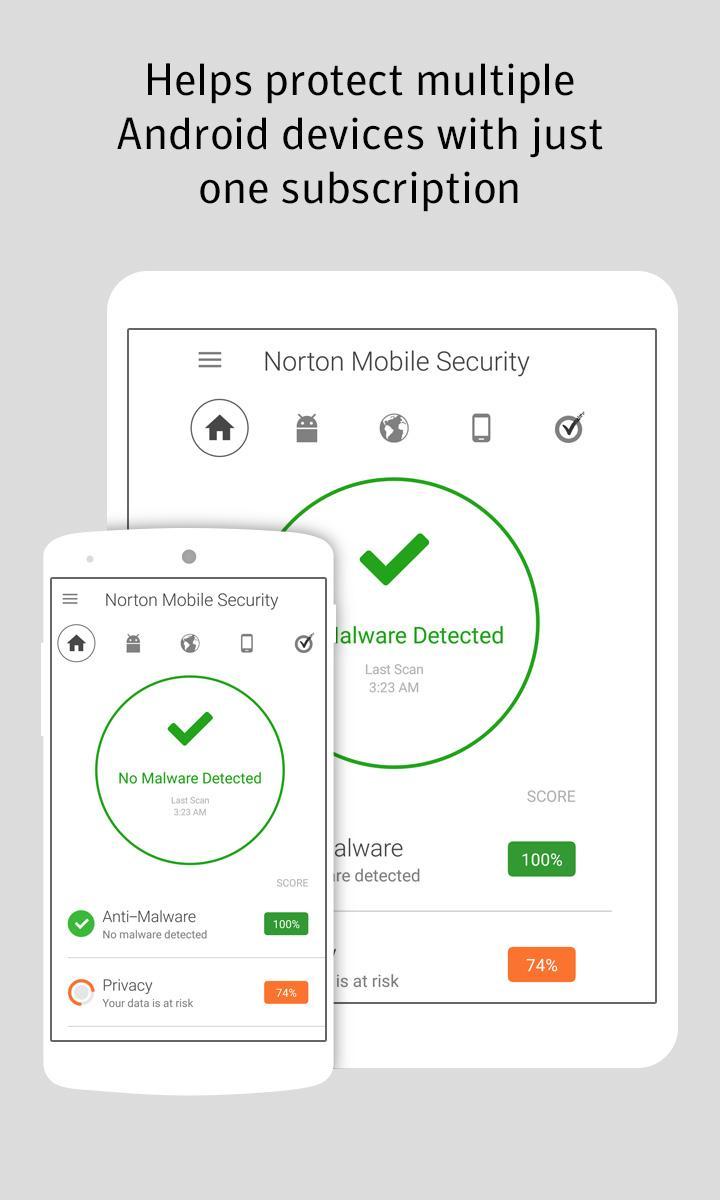Norton Security and Antivirus Screenshot 6