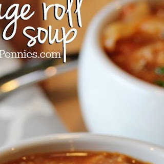 Cabbage Roll Soup #Recipe