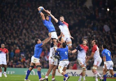 Rugby: Des contrats fédéraux pour les Français