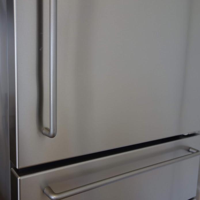無印良品 ステンレス冷蔵庫 ステンレス素材