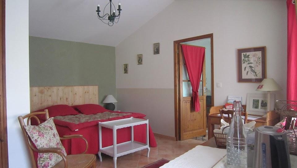 Chambre d'hôtes familiale Cottage