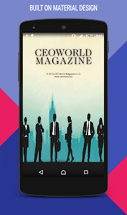 CEOWorld Magazine- screenshot thumbnail