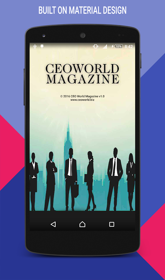 CEOWorld Magazine- screenshot