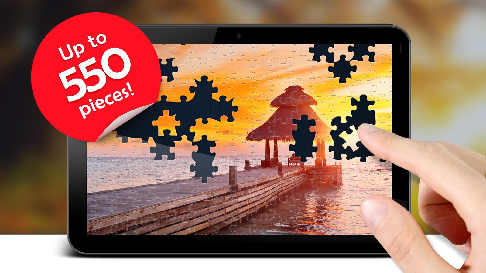 Magic Jigsaw Puzzles- screenshot