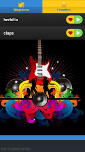 Latest Guitar Ringtones screenshot 4