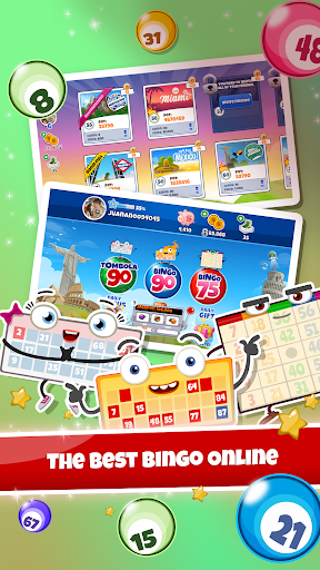 LOCO BiNGO! crazy jackpots for play  screenshots 1