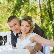 Wedding photographer Svetlana Shumilova (SSV1). Photo of 21.10.2014