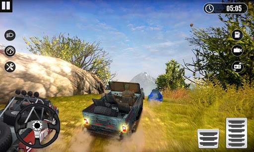 Off-Road Outlaws 3D 2019 - 4x4 Offroad Rally 1.0 Mod screenshots 2