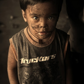 Poverty... by Anthony Lawrence Gampon - News & Events World Events