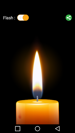 蠟燭手電筒