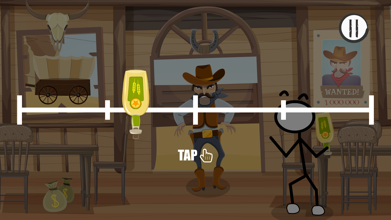 Stickman and guns- screenshot
