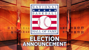 Hall of Fame Election Announcement thumbnail