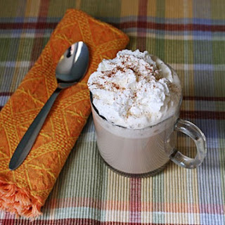 Slow Cooker Pumpkin Spice Latte