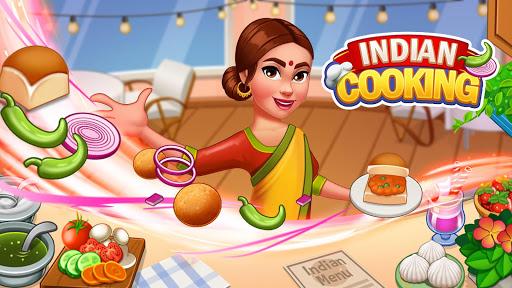 Indian Cooking Games - Star Chef Restaurant Food 1.02 screenshots 1