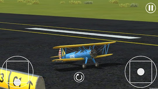 RealFlight Mobile MOD (Unlimited Coins) 1