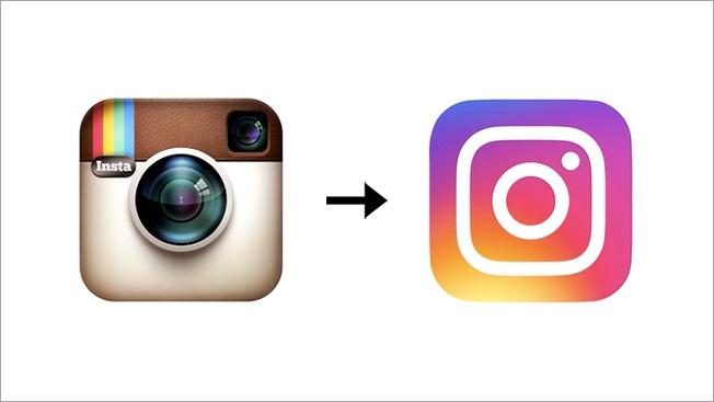 instagram logo nostalgia