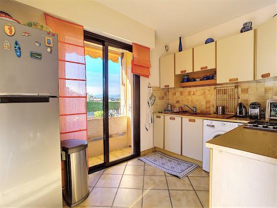 Vente appartement 2 pièces 51,36 m2