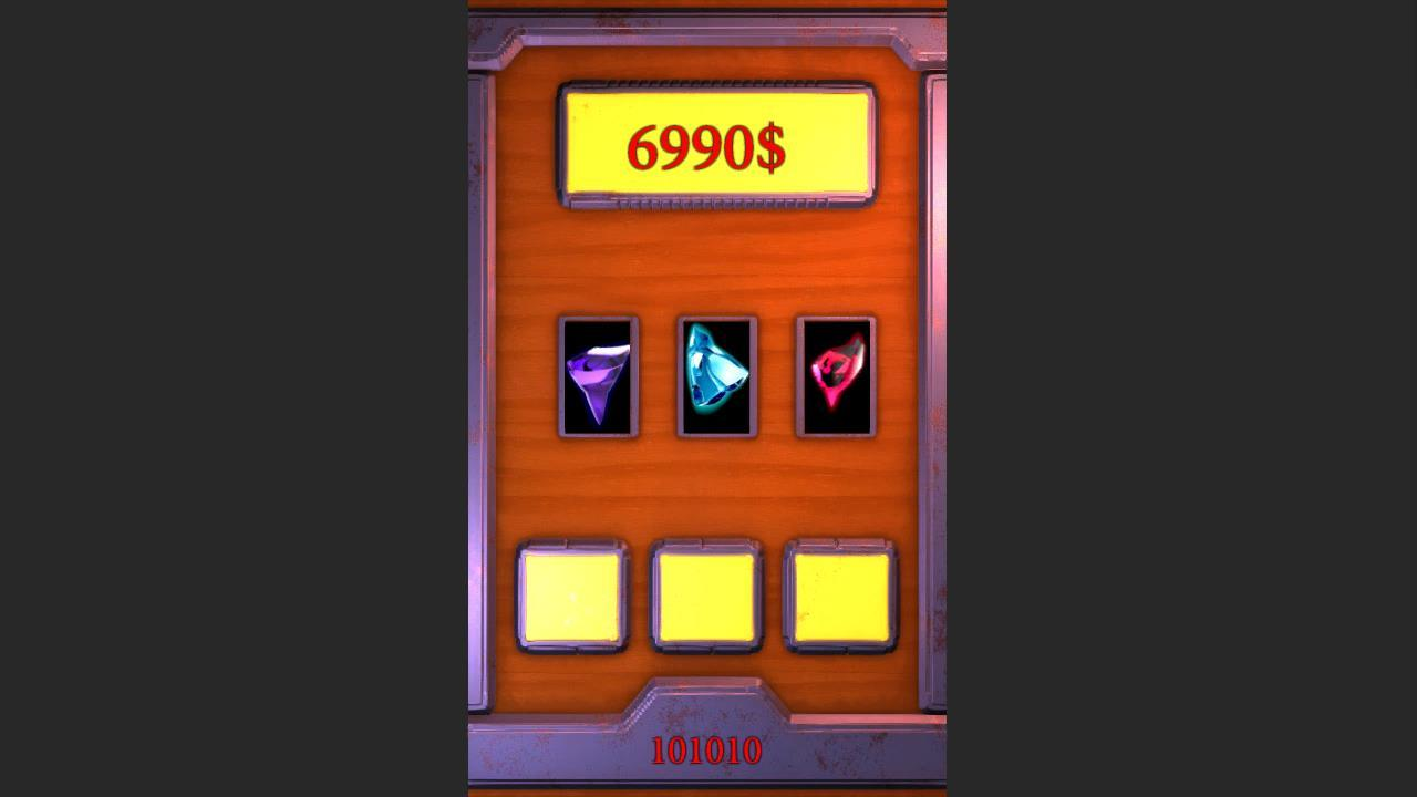 Casino Slot Machine jewel Gems- screenshot