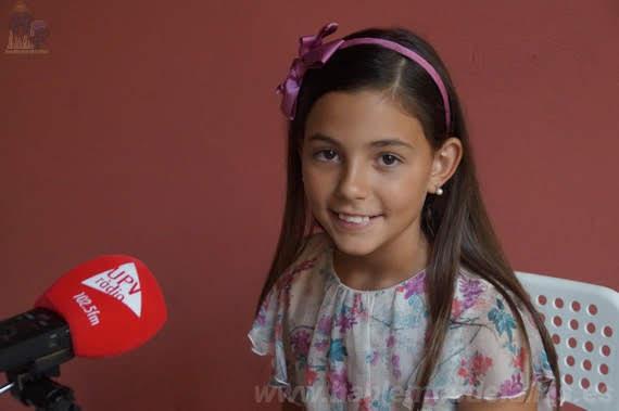 Entrevistas a Candidatas infantiles a Cortes de Honor. Rascanya. #Elecció19