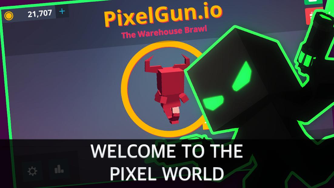 Stickman.io: the Warehouse Brawl - Pixel Cyberpunk Mod