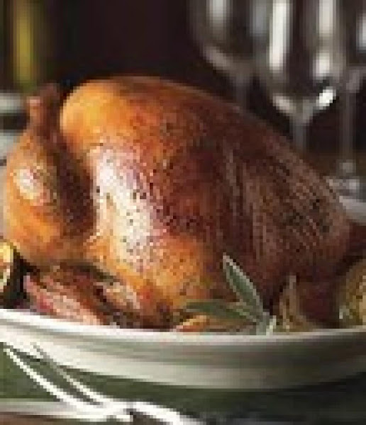 Roasted Turkey From Martha Stewart Recipe