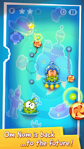 Cut The Rope Time Travel Mod Apk 1.11.1 (Unlimited Powers + Hints) 3