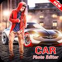 New Car Photo Editor icon