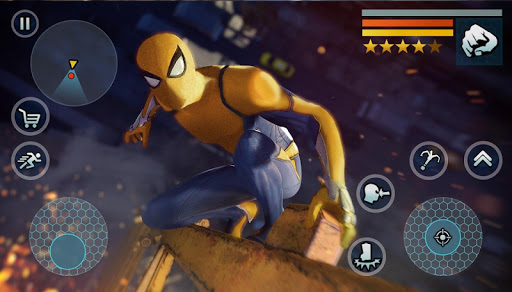 Spider Rope Gangster Hero Vegas - Rope Hero Game apkmr screenshots 17