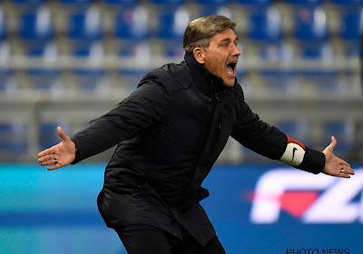 Genk vainqueur sans briller, Felice Mazzu défend ses troupes