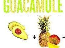 Pineapple Chipotle Mango Guacamole Recipe