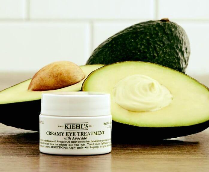 Kem Mắt Kiehl's Creamy Eye Treatment With Avocado dưỡng ẩm cho vùng da mắt cực tốt
